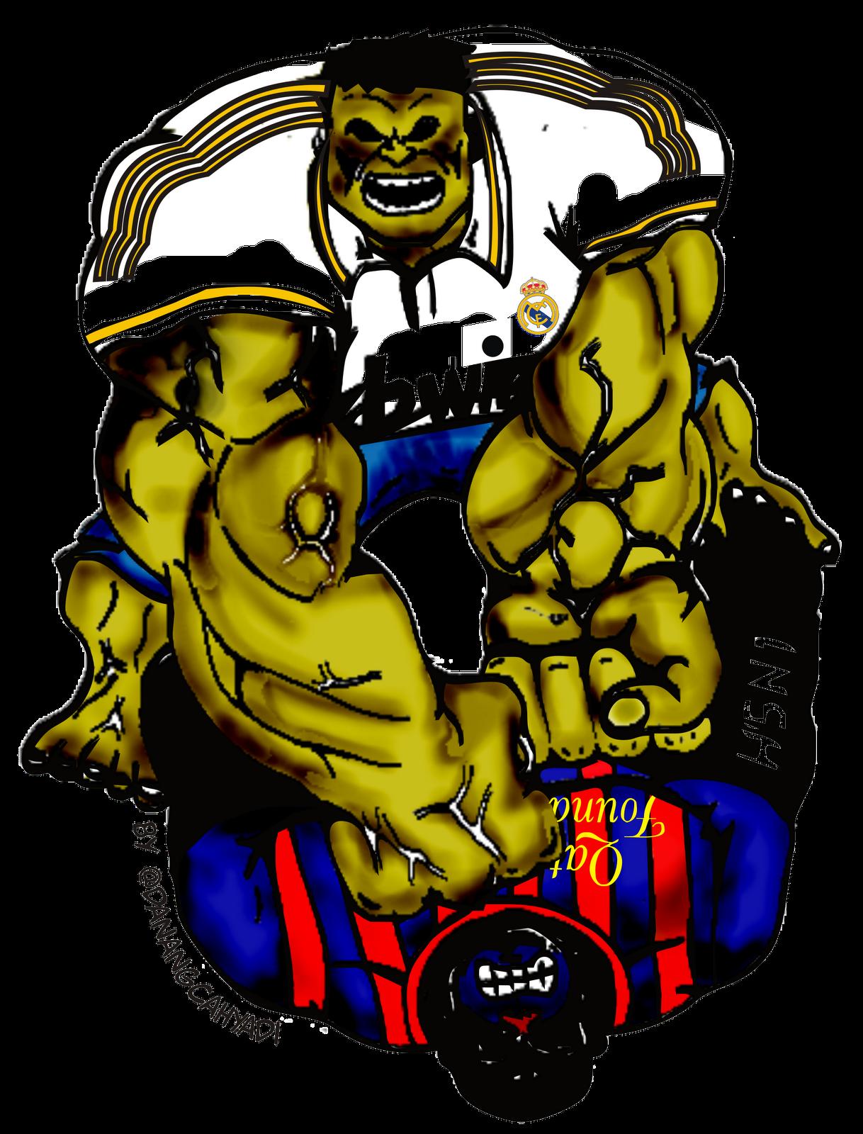 DDC Madridista Atau Barcelonis