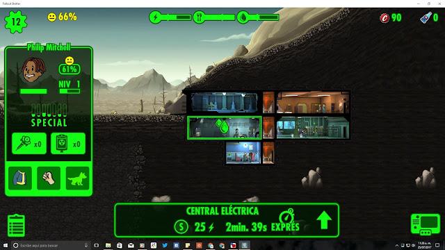 fallout shelter juego gratis