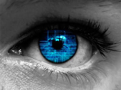 olhos humanos