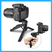 mini hand grip and table top tripod for dslr