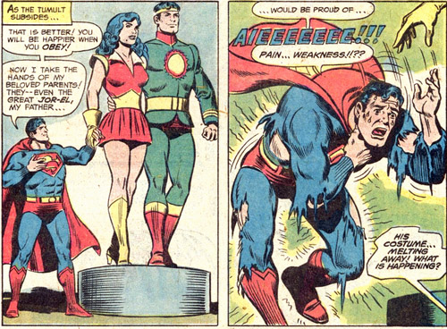 Gay stories superman gets sucked