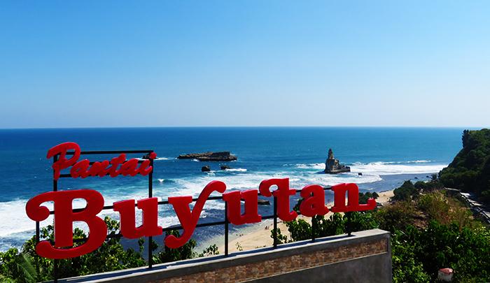 Pantai Buyutan, Pacitan, Jawa Timur