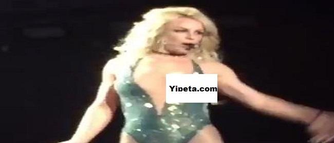 descuido de Britney Spears,