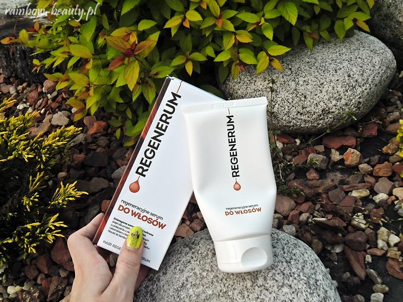 AFLOFARM / REGENERUM Regeneracyjne serum do włosów