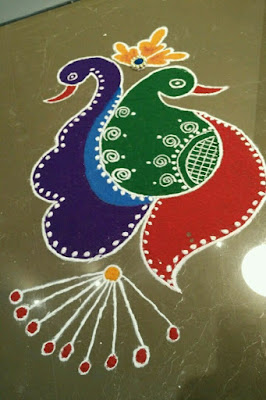 Rangolis for Marathi Festivals