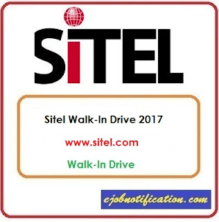 Sitel Walk-In Freshers System Associate jobs in Gurgaon 2nd-9th Oct'2017