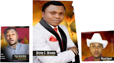Prophet Divine Okwara Set For 'By Fire, By Force'