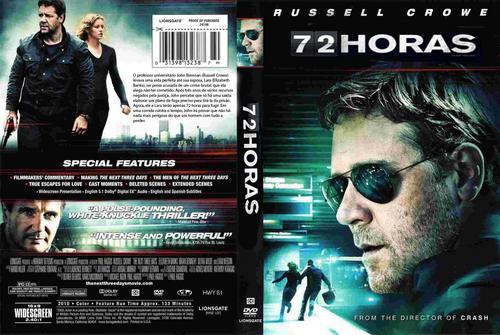 72 Horas Torrent - BluRay Rip 720p e 1080p Dual Áudio (2010)