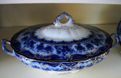 Flow Blue China Patterns Lena Patterns