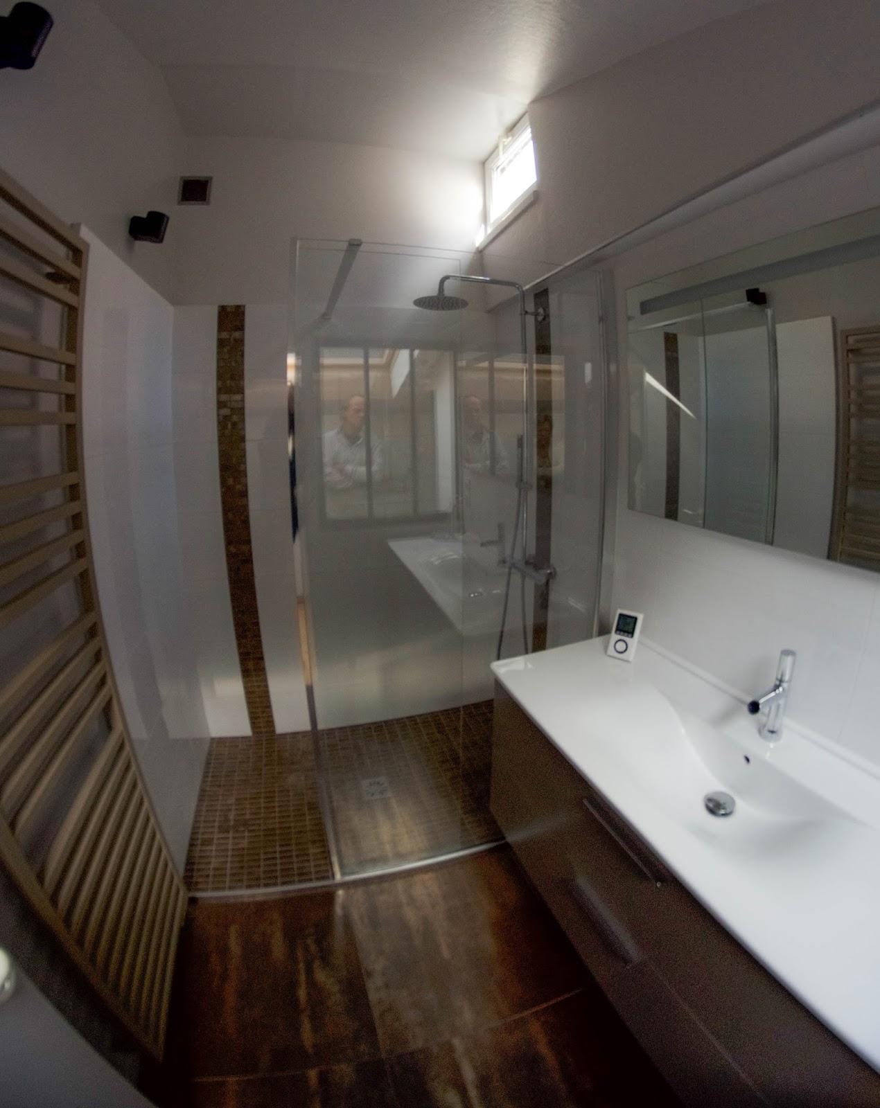 Architecte D Intérieur Auray rÉnovation d'une salle d'eau À auray