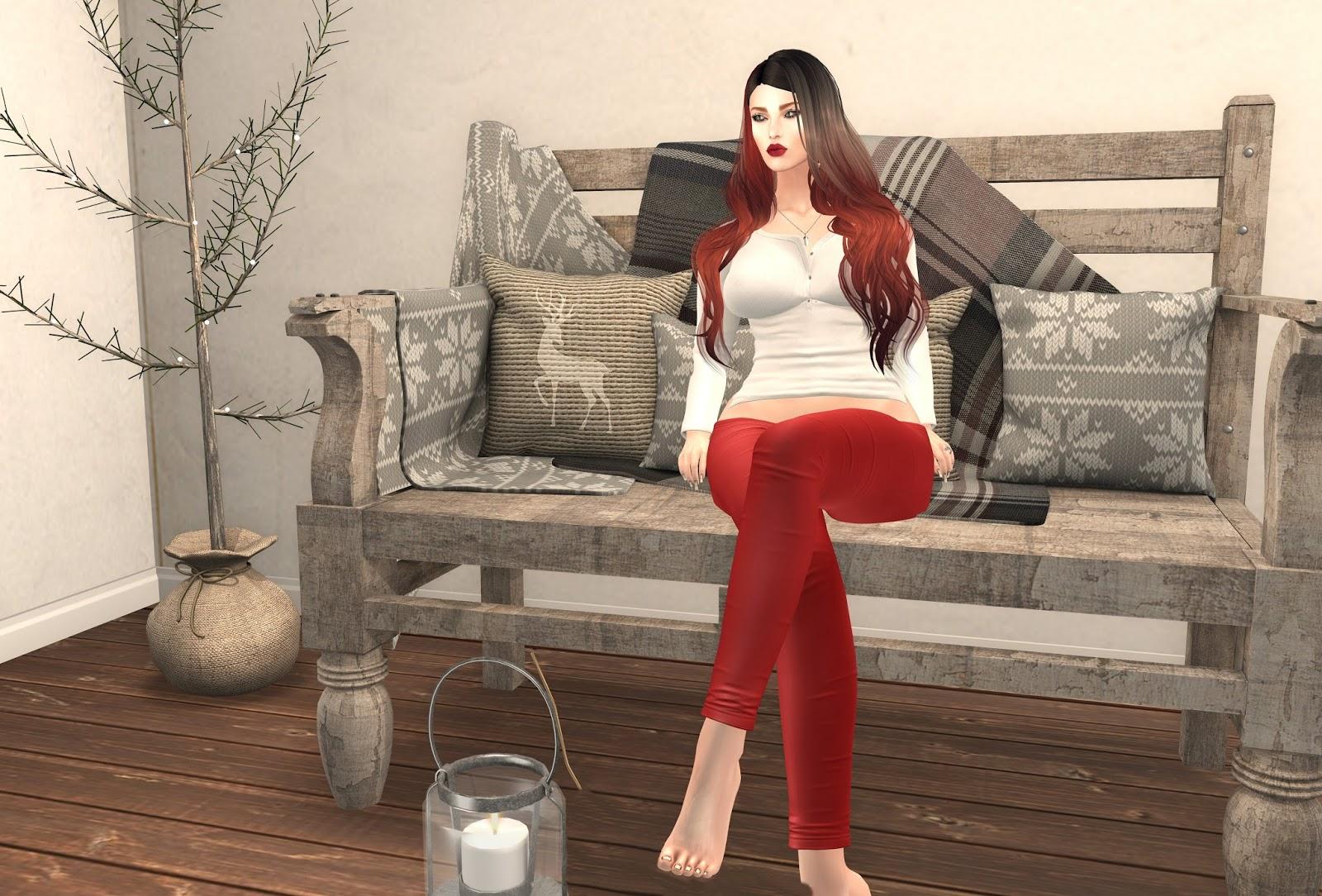Perv My Style - Second Life Fashion Blog: So Many Ways To