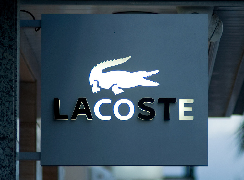 History of All Logos: All Lacoste Logos