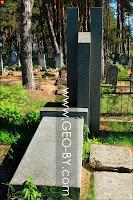 Деревная. Дзержинский Эдмунд Иосифович, 1838-1882. Фото могилы