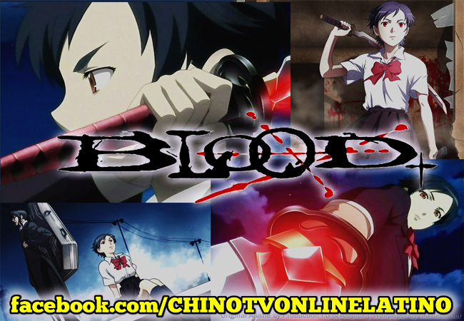 Blood Online Latino Chino Tv Series Anime