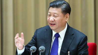 Jutaan Warga China Diwajibkan Unduh App Pemikiran Xi Jinping