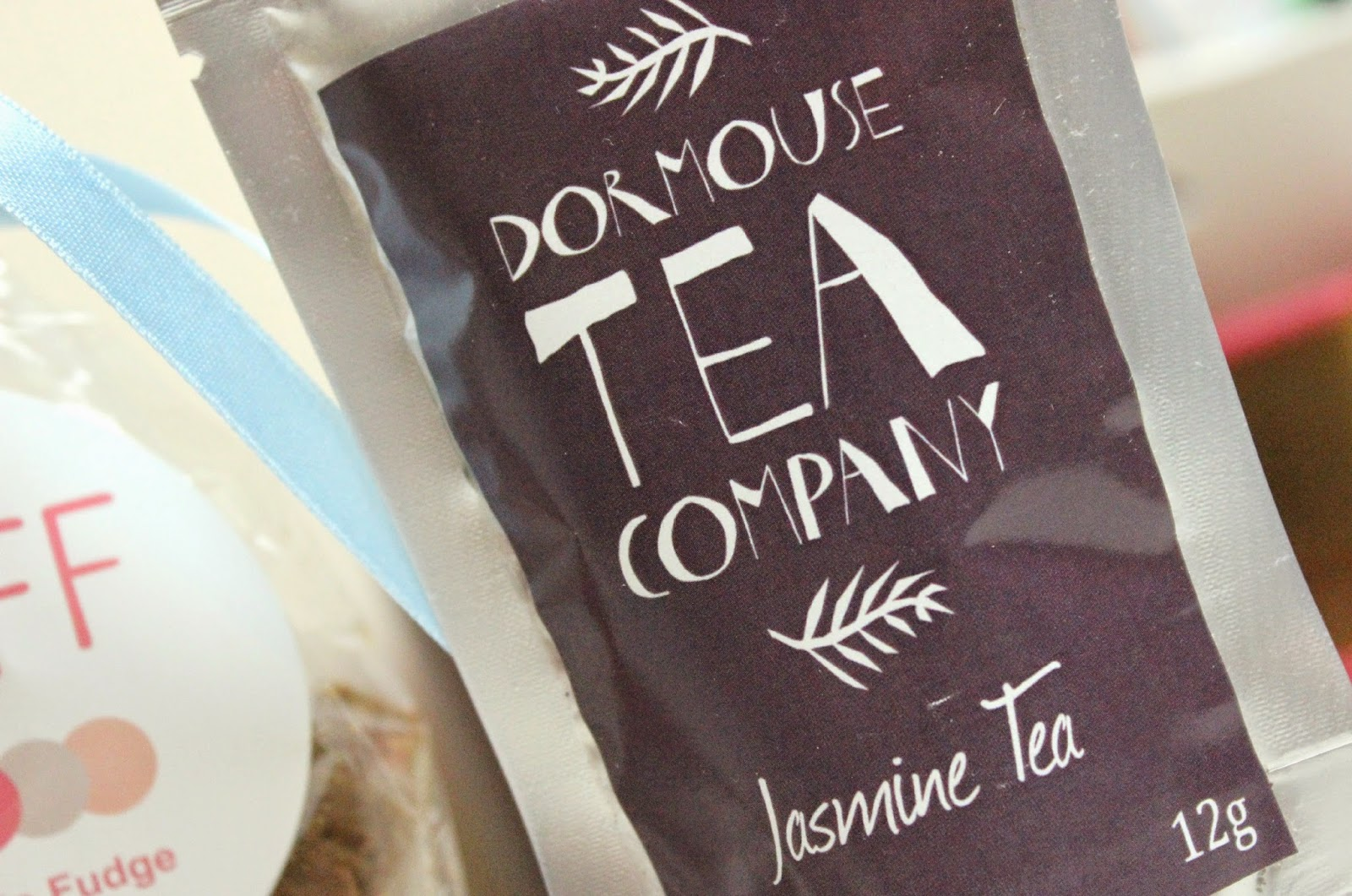 Dormouse Tea Company Jasmine Loose Leaf Tea