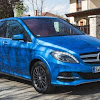 2017 Mercedes-Benz B-class EV : Electric-only motoring for well-fixed representatives from the Sierra Club.