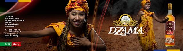 rhums Dzama Madagascar : design calendrier de pcche 2018