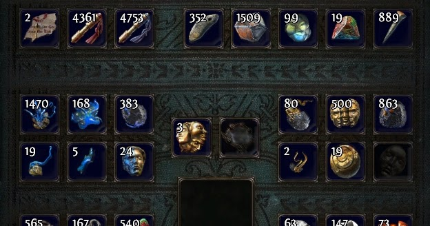 Path Of Exile Economy Currency Trading