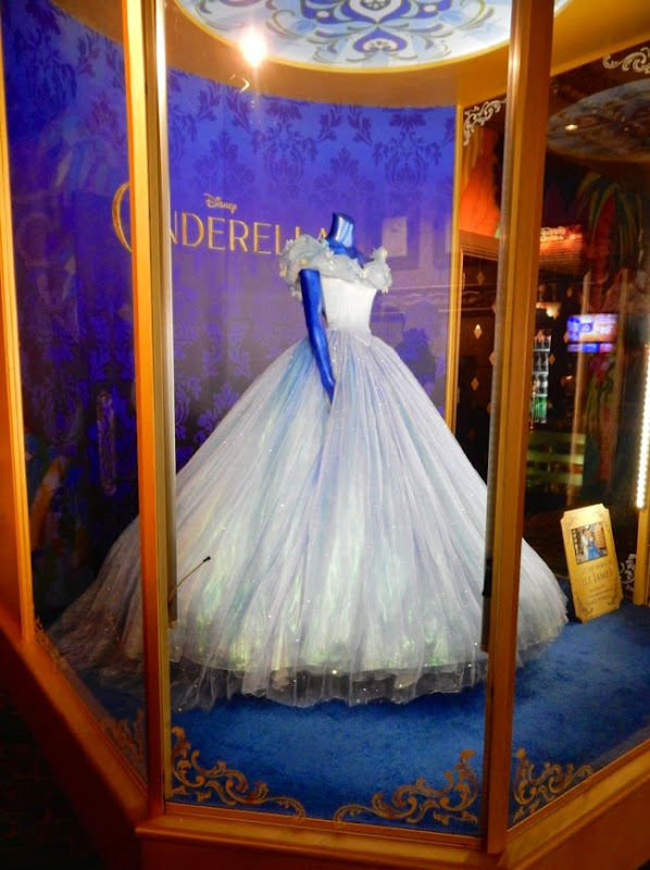 Cinderella 2015 movie ball gown