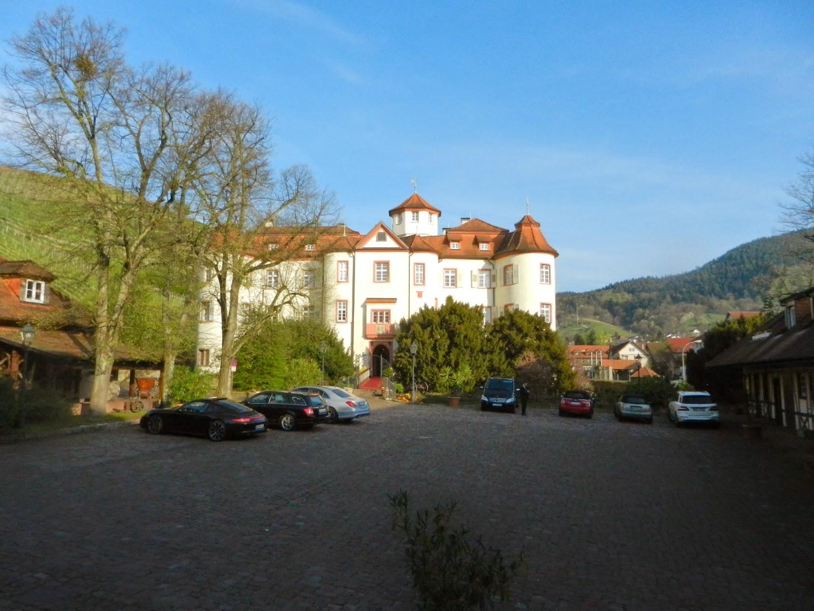 Weingut Schloss Neuweier Baden Baden