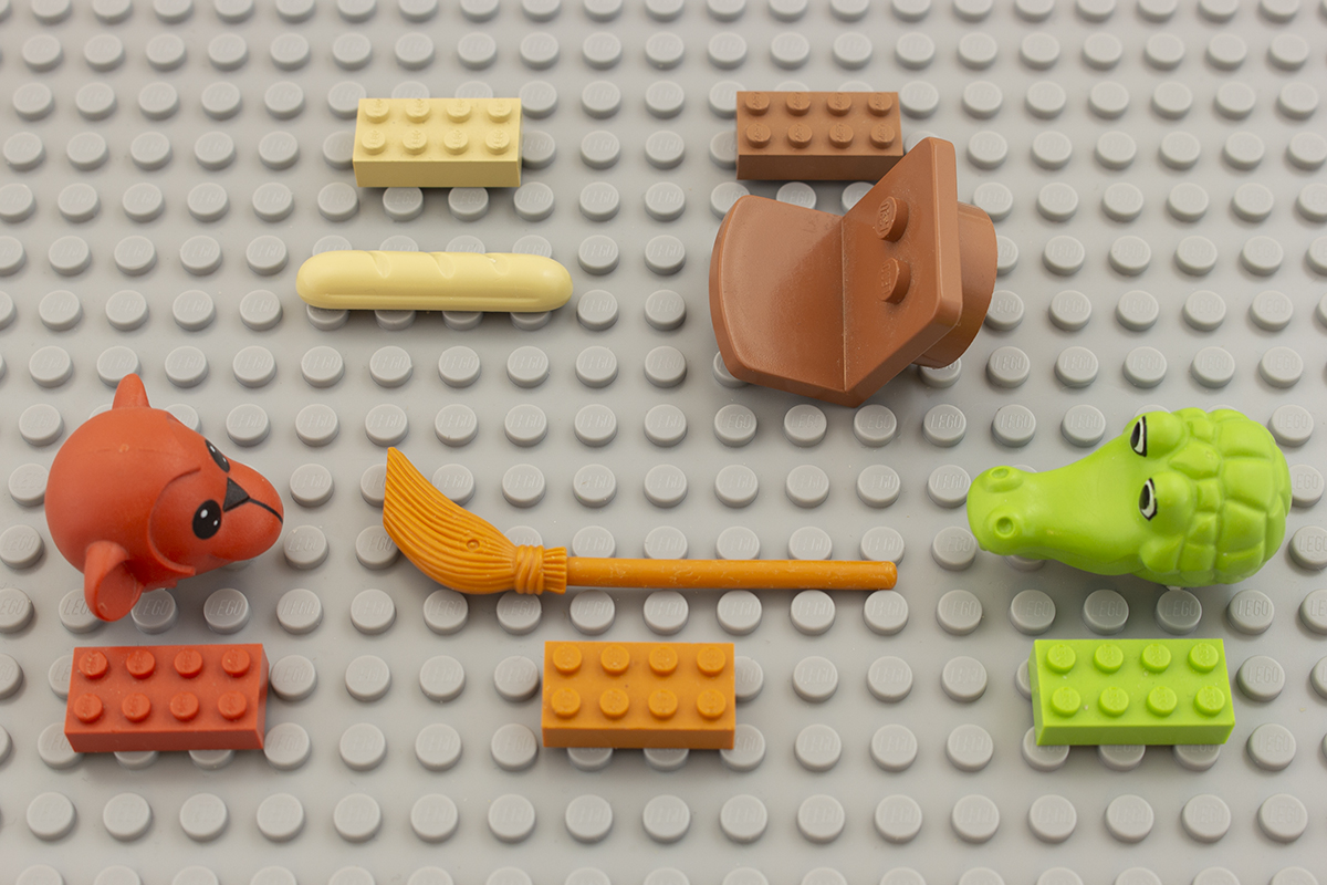 Fabuland Lives On The Colours New Elementary A Lego Blog Of Parts