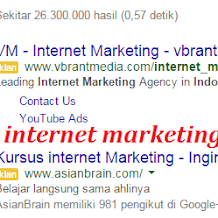 Internet Marketing Di Indonesia