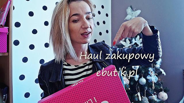 Haul zakupowy z ebutik.pl/ Życzenia Noworoczne