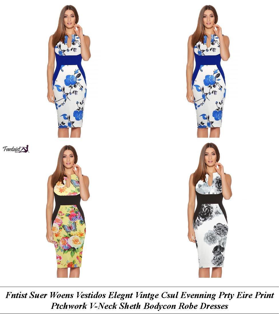 Womans Dresses - Clothes Sale Uk - Lace Wedding Dress - Cheap Clothes Online