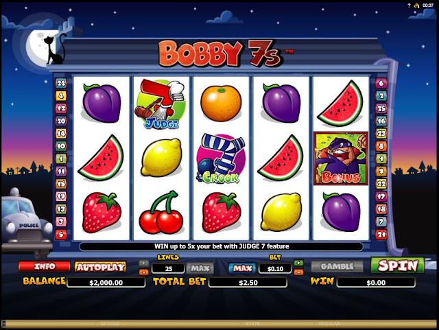 Bobby 7s game