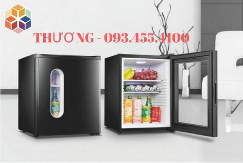 Vì sao các khách sạn lại lựa chọn tủ mát minibar BCH-40B Homesun hơn tủ lạnh mini