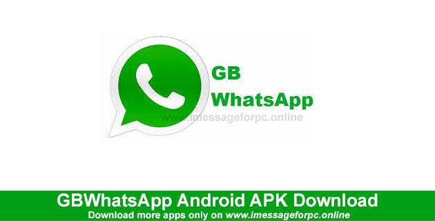GBWhatsApp APK