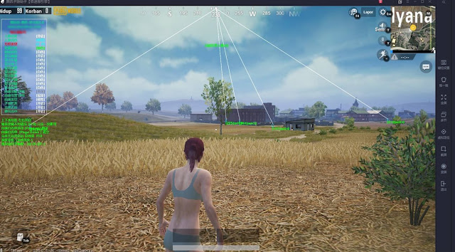 Snow Patch + File Fix Black Screen Download Cheats 21 December 2018 PUBG MOBILE Tencent Gaming Buddy Wallhack, No Recoil, ESP, Aimbot