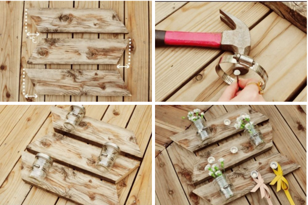 Cool Krafting With K Pallet And Scrap Wood Projects