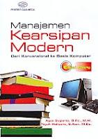 AJIBAYUSTORE Judul Buku : Manajemen Kearsipan Modern - Dari Konvensional ke Basis Komputer Pengarang : Agus Sugiarto, SPd, MM - Teguh Wahyono, Skom, MCs Penerbit : Gava Media