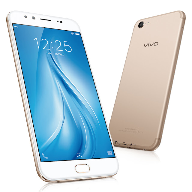 Vivo V5 Plus with 20MP + 8MP front camera goes official ...