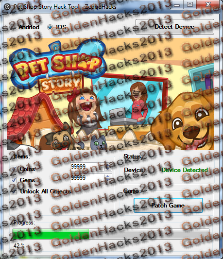 pet shop story gems and coins generator