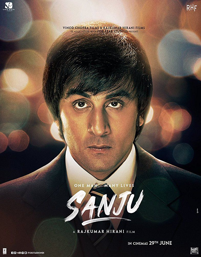 Sanju 2018 Hindi 400MB HDTVRip 480p x264
