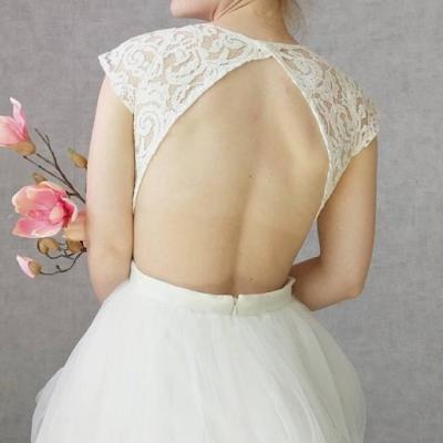 robes de mariées faith cauvain collection 2019 blog unjourmonprinceviendra26.com