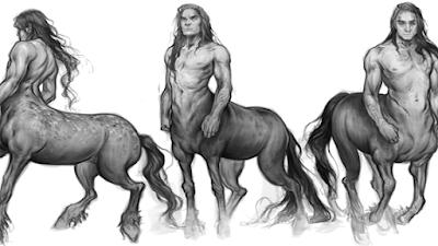 Illustrazione di Centauro