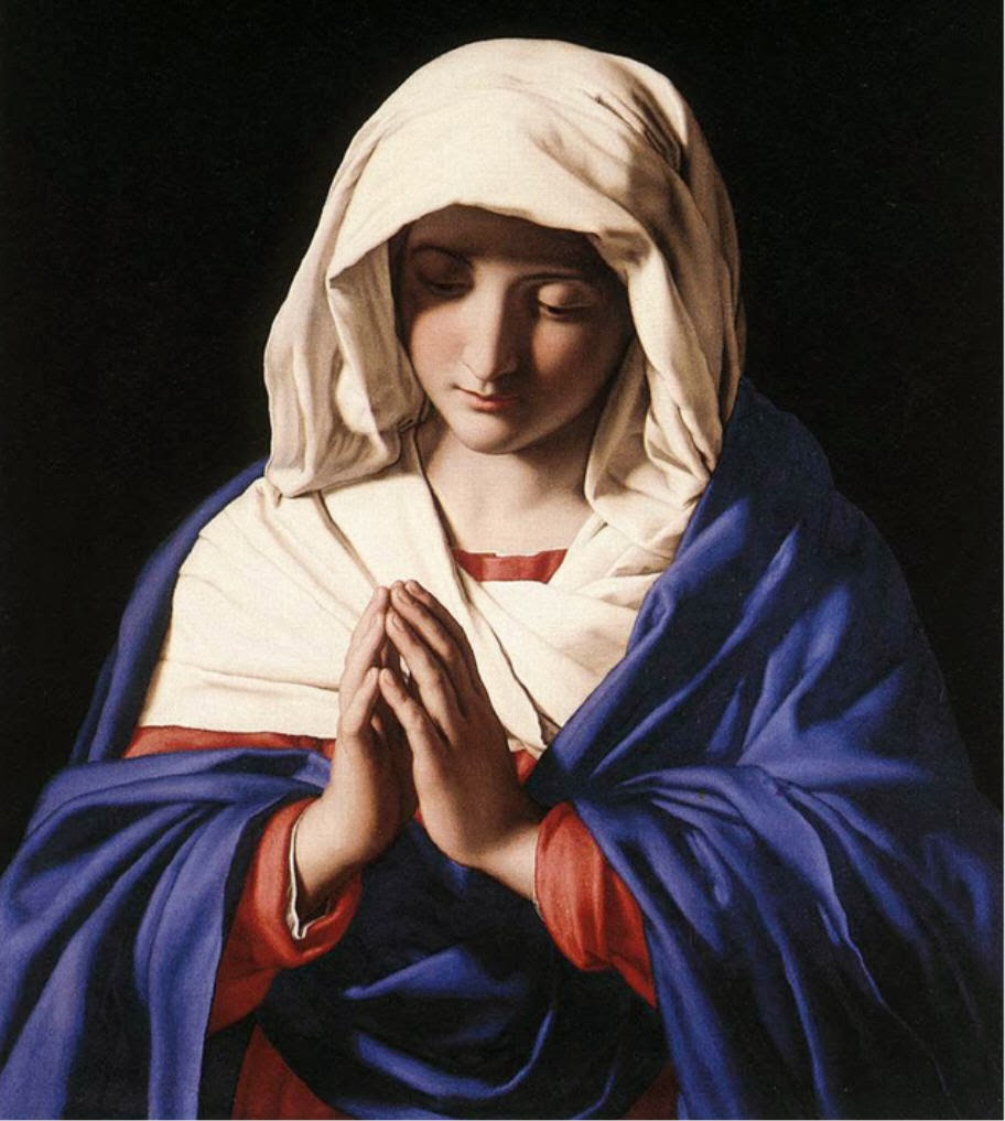 santíssima-virgem-maria