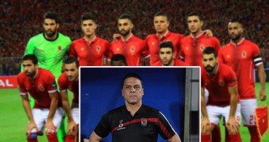 الدوري المصري   استبعاد عماد متعب وصالح جمعة من قائمة الأهلى للقاء طنطا غدا