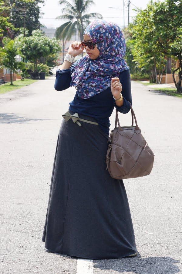 Muslim Fashionistas: My Amethyst's Shea Rasol