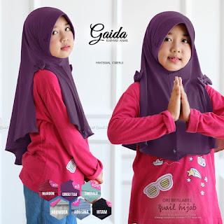 gaida ori quail hijab