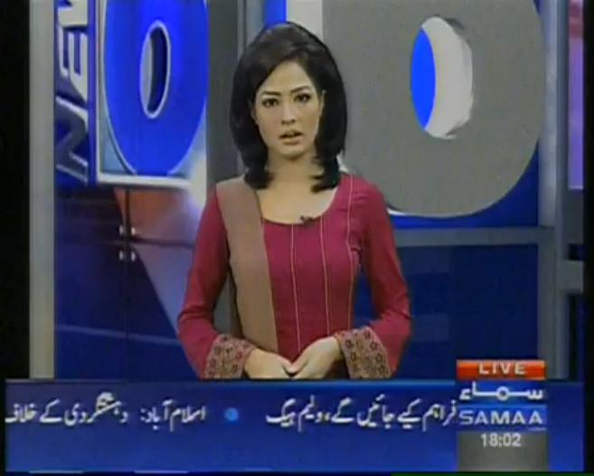 Pakistani spicy newsreaders hot asma iqbal in sexy pose - Asma iqbal pictures ...