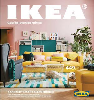 IKEA folder 14 Augustus 2017 – 31 Juli 2018