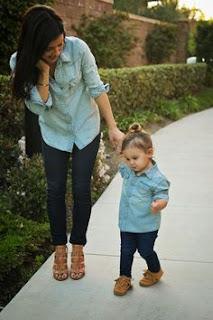 Baju Couple Cantik Ibu dan Anak 20009