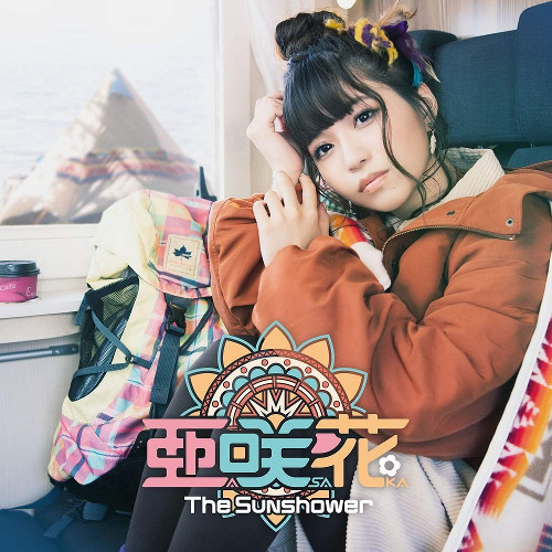 Asaka - The Sunshower [FLAC 24bit   MP3 320 / WEB]