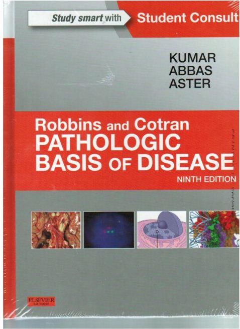 Robbins & Cotran Pathologic Basis Of Disease Pdf