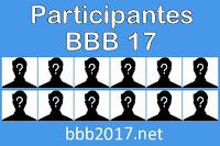 Globo divulga quem são os participantes do bbb17